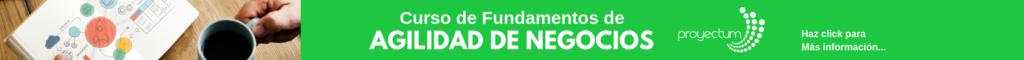 Curso de Fundamentos Agilidad Negocios