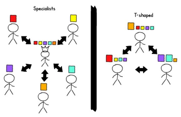 Lenguajes especializados colaboradores T